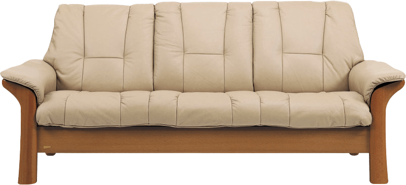 Stressless Buckingham Lowback Sofa